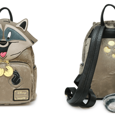 Meeko Loungefly Backpack