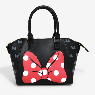 Minnie Bow Loungefly Satchel