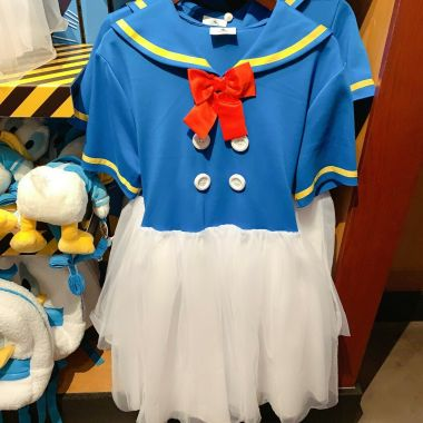 Donald Duck Dress