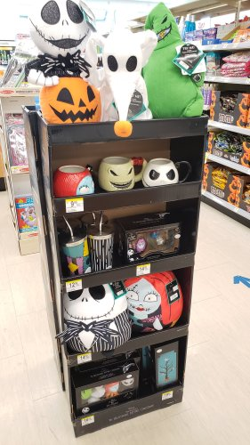 Nightmare Before Christmas Halloween Items At Walgreens
