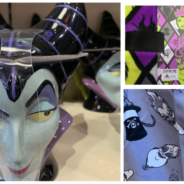 Disney Villains Merch