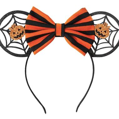 Halloween Minnie Ears