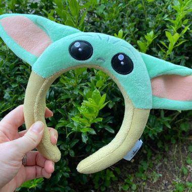Baby Yoda Headband