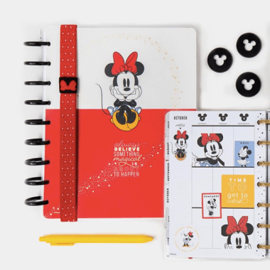 Mickey And Minnie Happy Planner Collection