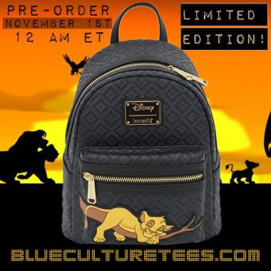 Lion King Loungefly Backpack
