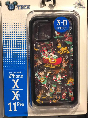 Dress Up Your Phone With These Festive Disney Christmas Phone Cases