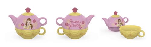 Magical Stacking Tea Sets