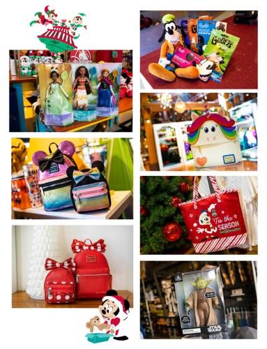 Disney Springs Thanksgiving Shopping