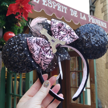 Paris Minnie Ears