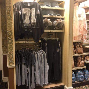 Disney Silver Lounge Wear