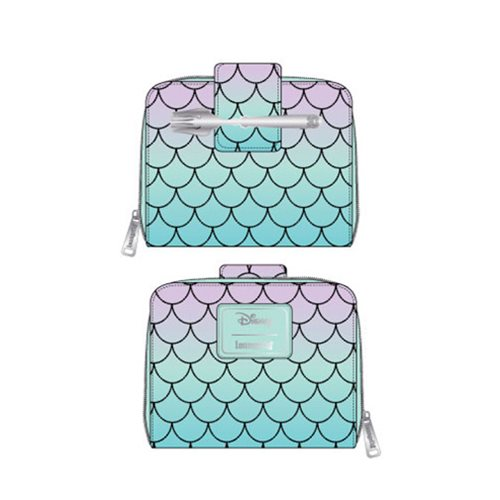 Little Mermaid Ombré Scales collection