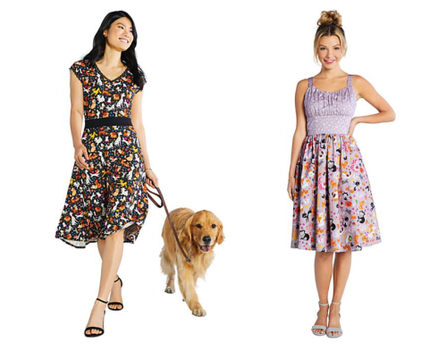 Disney Cats And Dogs Dresses