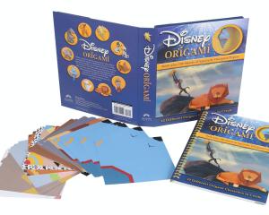 Disney Origami Kit