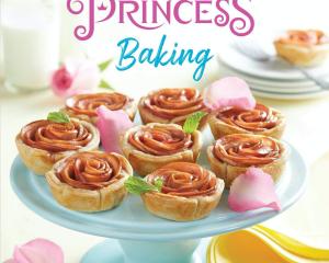 Disney Princess Baking Cookbook
