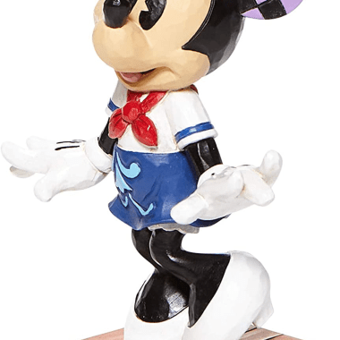 Minnie Mouse Sailor Figurine
