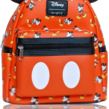 Mickey Loungefly Mini Backpack
