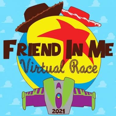 Friend In Me Virtual Race