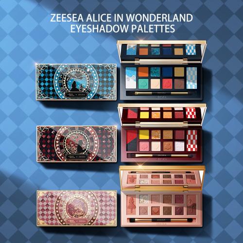 Alice In Wonderland Eyeshadow Palettes