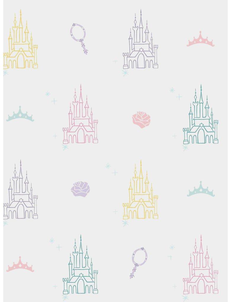 Disney Princesses Castle Wallpaper