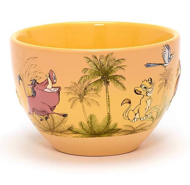 Three New Disney Mugs