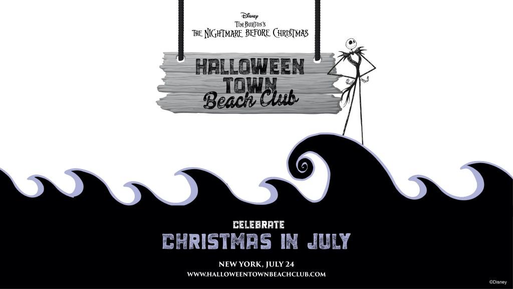 Halloween Town Beach Club