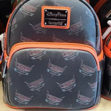 Cars Land Loungefly Backpack
