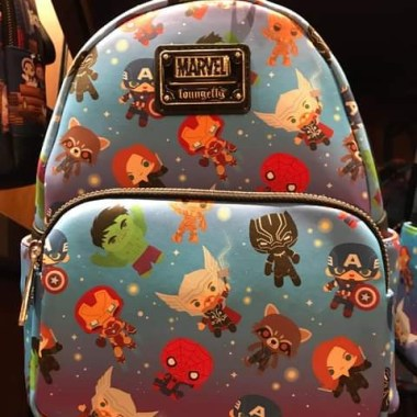 Marvel Mini Backpack by Loungefly