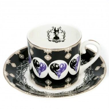 new Maleficent tea set