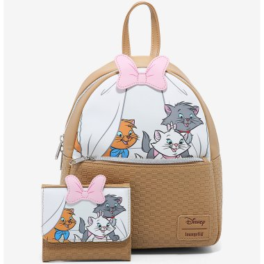 New Aristocats Backpack and Wallet