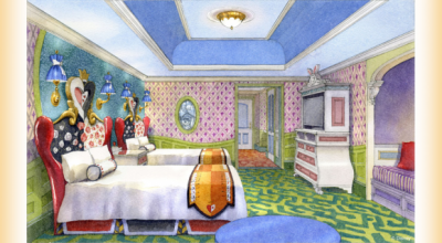 Tokyo Disneyland Hotel Adding And Updating Character
