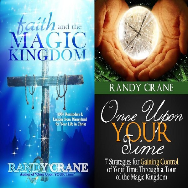 Book Bundle - Faith & the Magic Kingdom and Once Upon YOUR Time