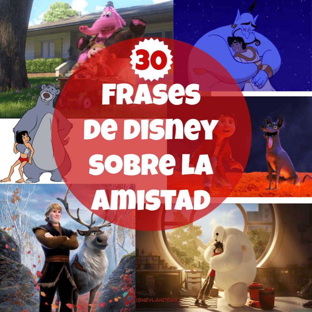 30 Frases De Amistad Disney Que Te Haran Correr Y Abrazar A Tus Amigos Disneylandear