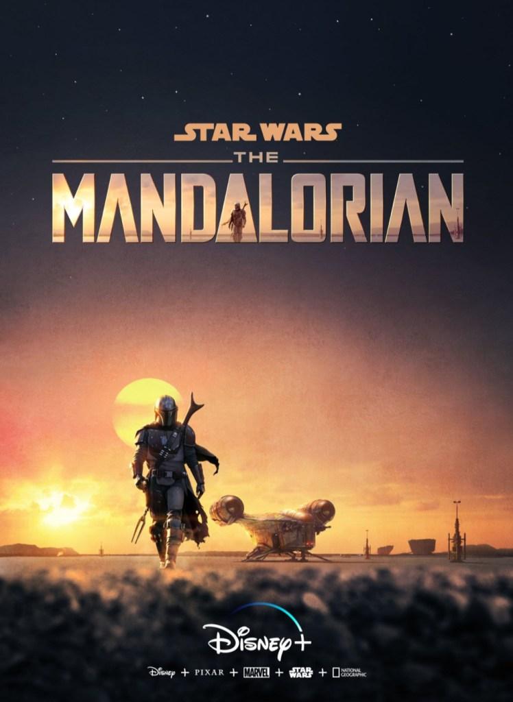 poster de Star Wars The Mandalorian