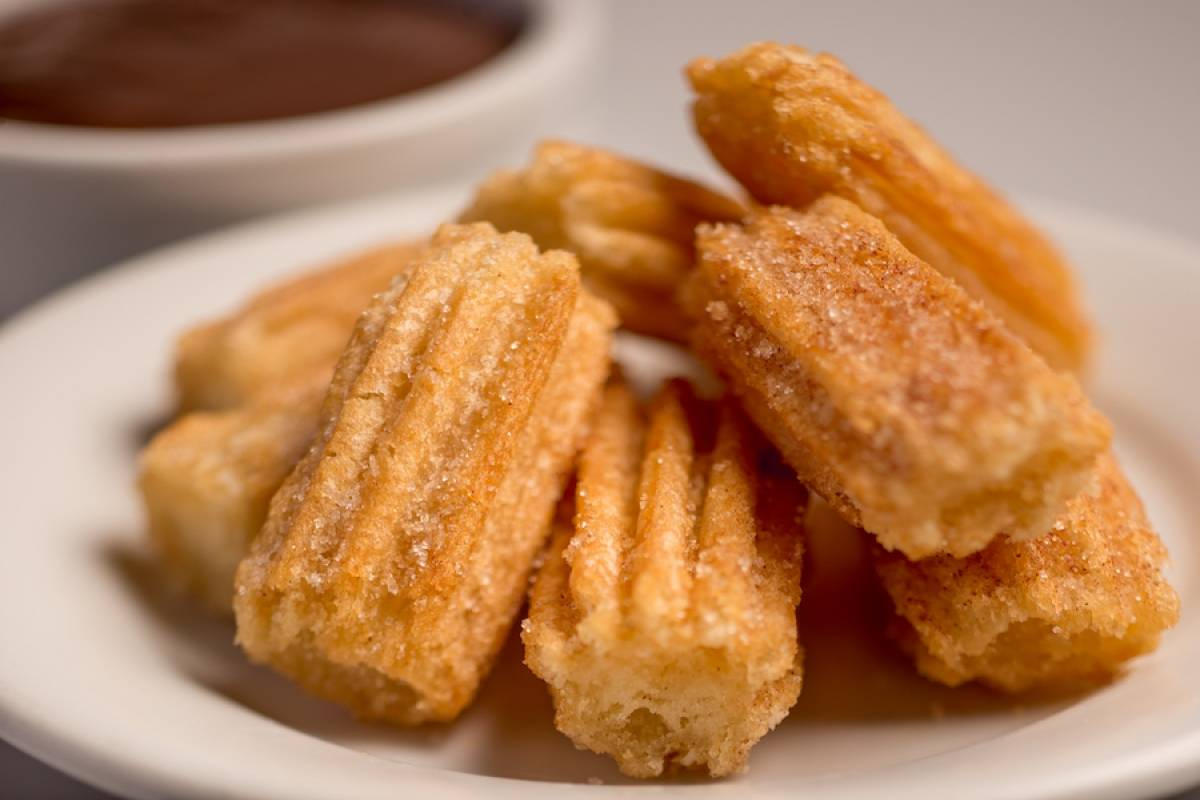 churros mini de Disney