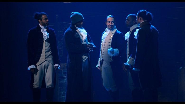 Elenco de Hamilton