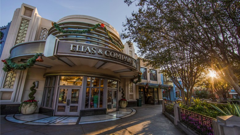 Elias & Company tienda en Disney California Adventure
