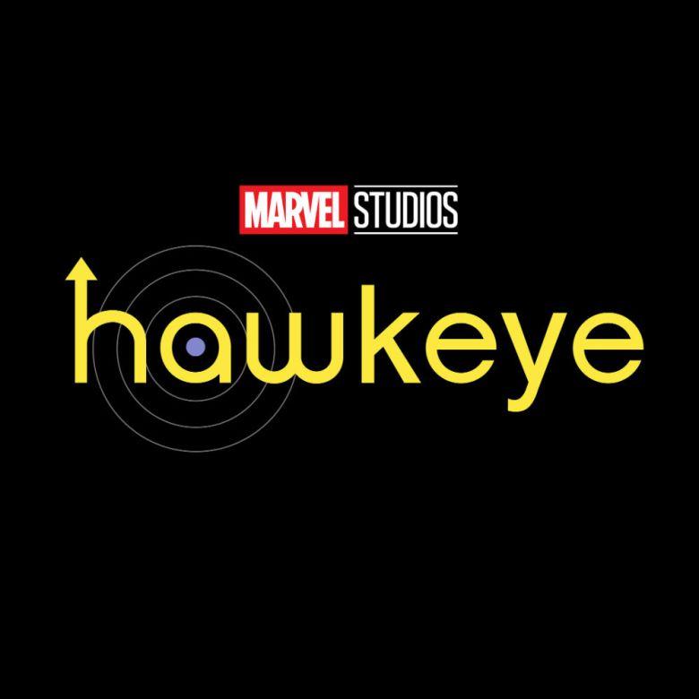 Logo de Hawkeye la nueva serie de Marvel Studios