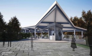 Cars Route 66 Road Trip_station rendering
