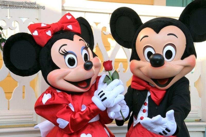 Disneyland Paris La Saint Valentin Sera Peu Fte