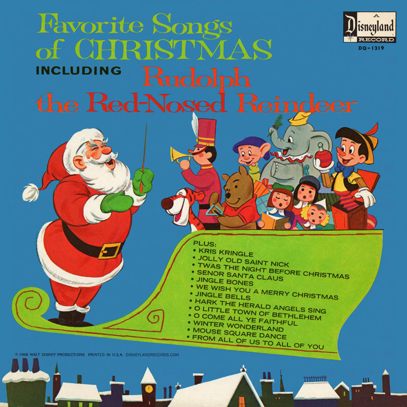 DQ 1319 Favorite Christmas Songs