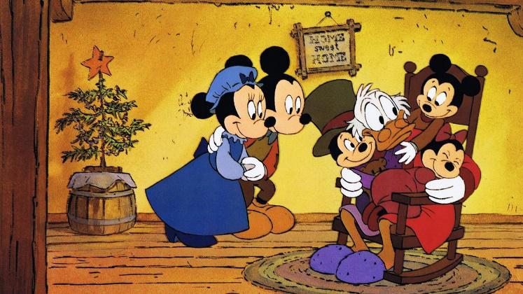 Natale a topolinia e paperopoli! disney magic kingdoms italia