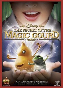 "Poster for the movie ""The Secret of the Magic Gourd"""