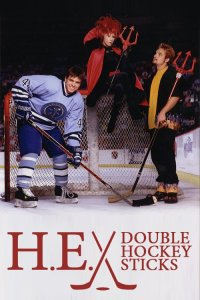 "Poster for the movie ""H.E. Double Hockey Sticks"""