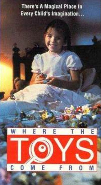 "Poster for the movie ""Where the Toys Come From"""