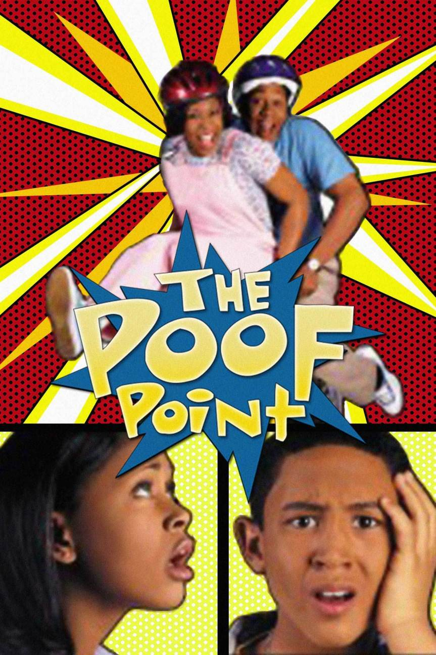 """Poster for the movie """"The Poof Point"""""""