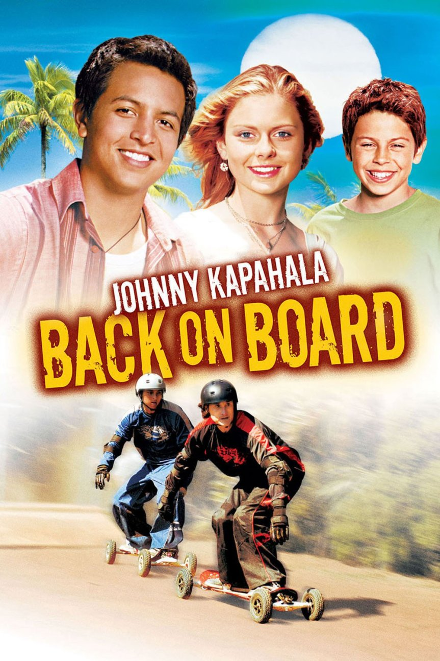 Johnny Kapahala – Back on Board