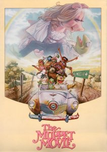 "Poster for the movie ""The Muppet Movie"""