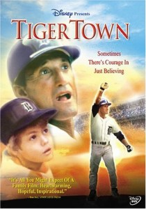 "Poster for the movie ""Tiger Town"""