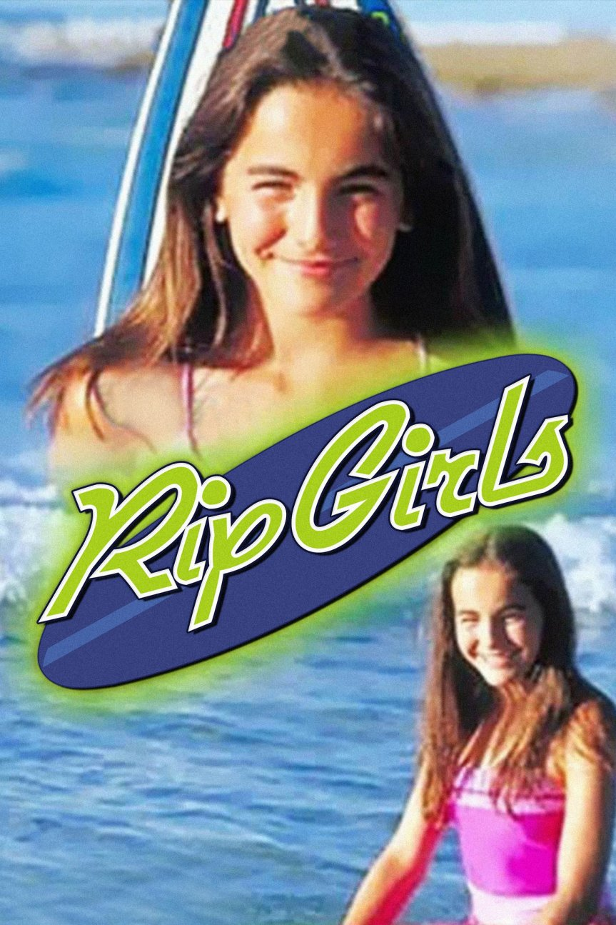 "Poster for the movie ""Rip Girls"""