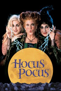 "Poster for the movie ""Hocus Pocus"""